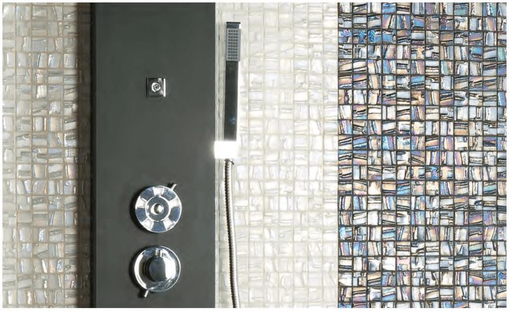 Waxman Ceramics shines with '??Moon' mosaic range