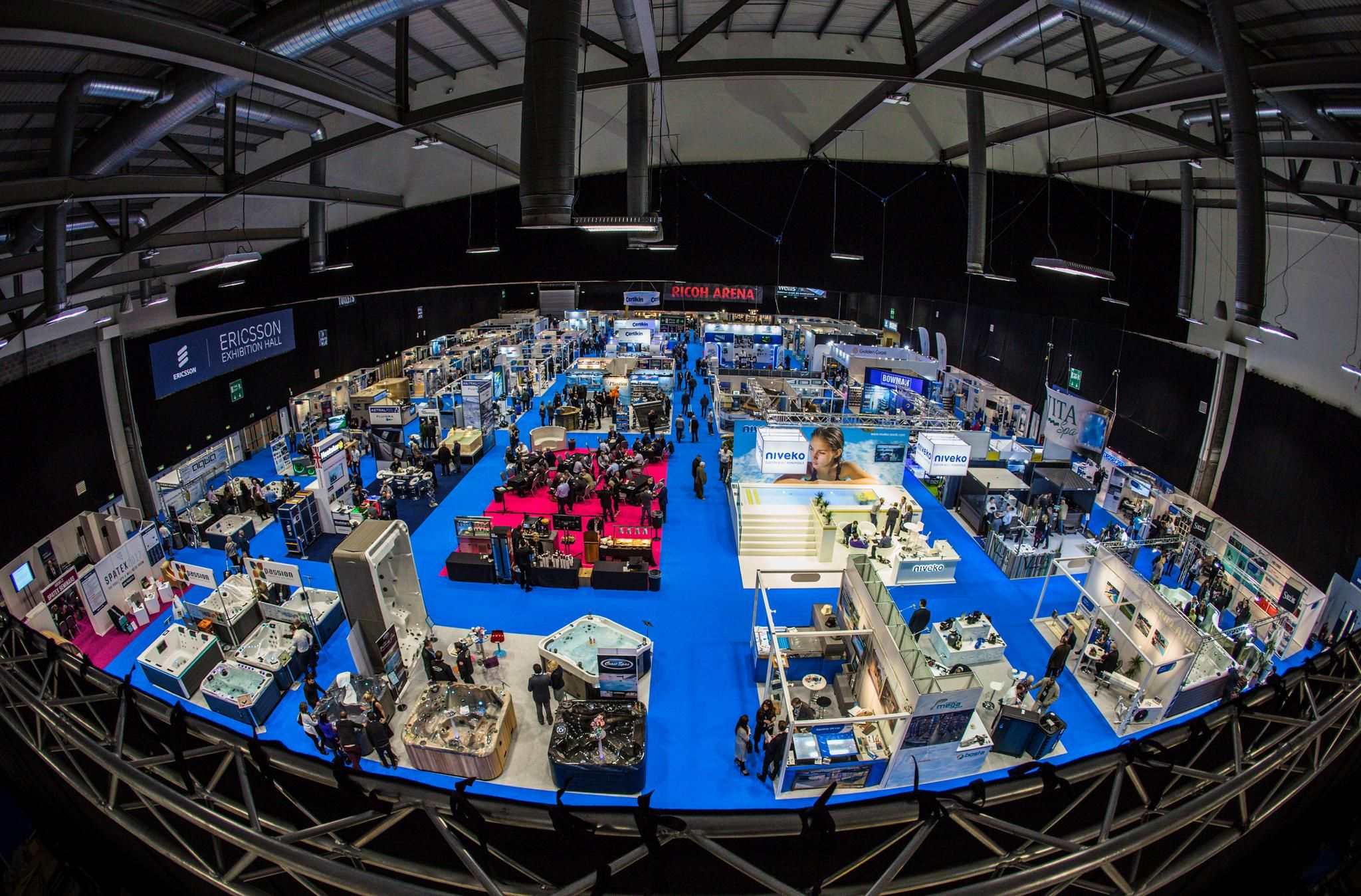 It's Time to Take Your Place at SPATEX 2018