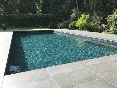Luxe One-piece Pools - Tilestone