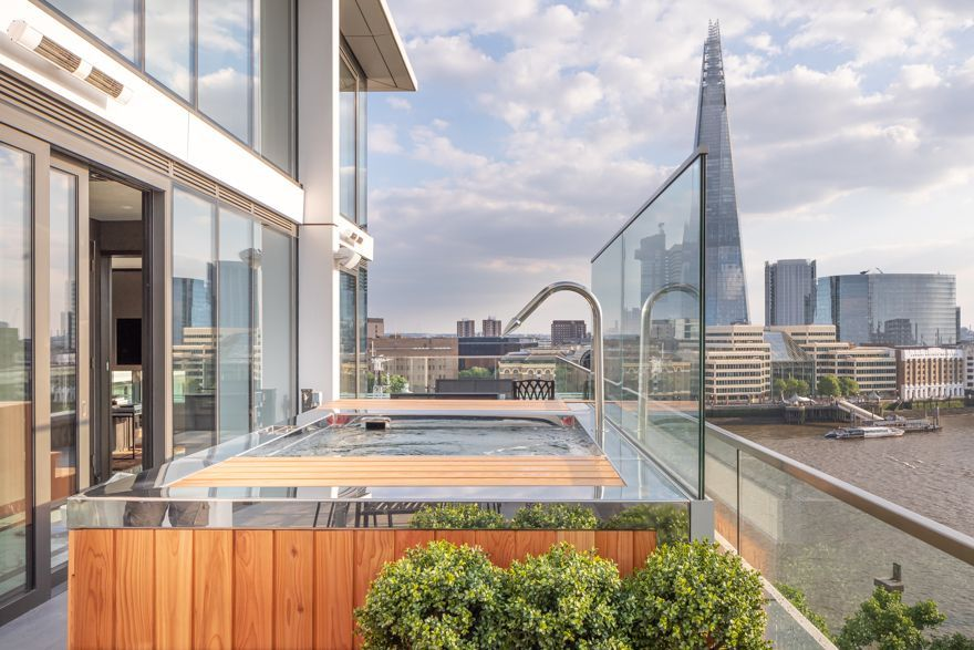 SpaFlo Portfolio - London Penthouse