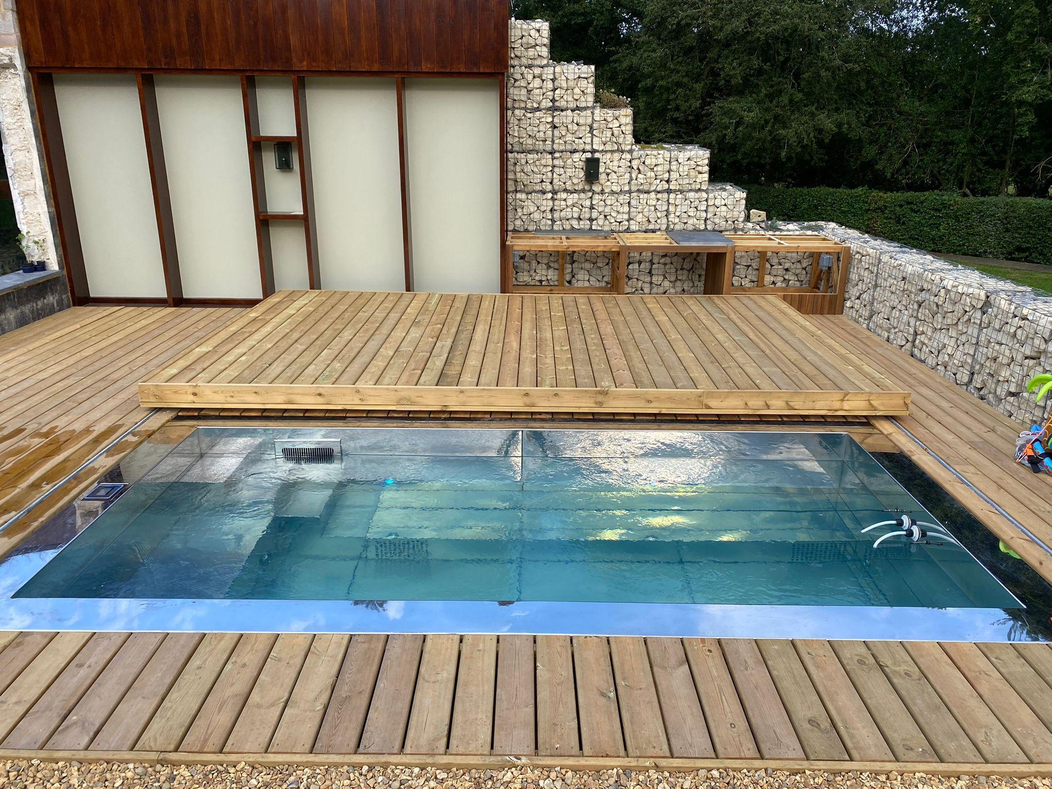 SpaFlo Portfolio - New Forest SwimSpa