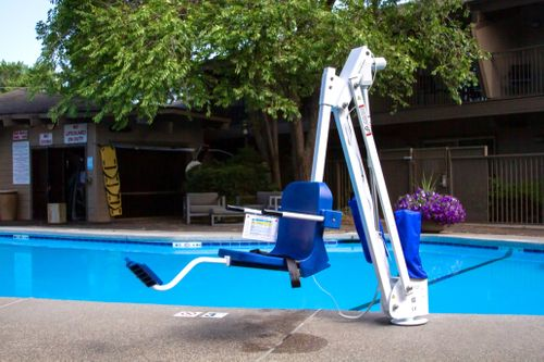 Mighty 400 Pool Lift
