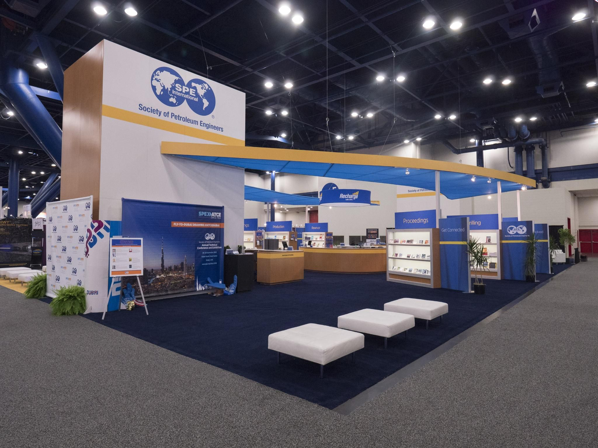 SPE Stand