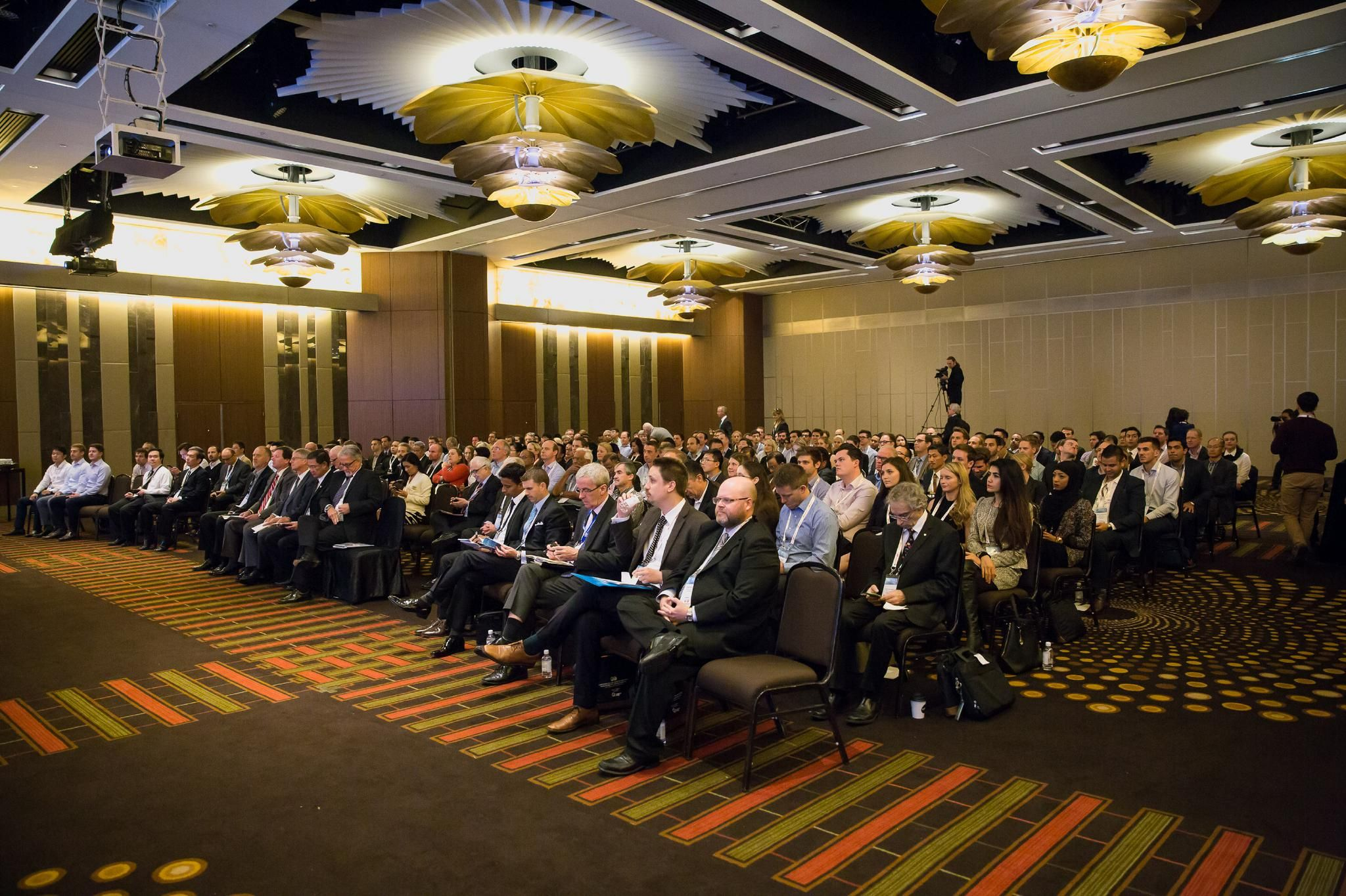 Attend a Popular Industry Event