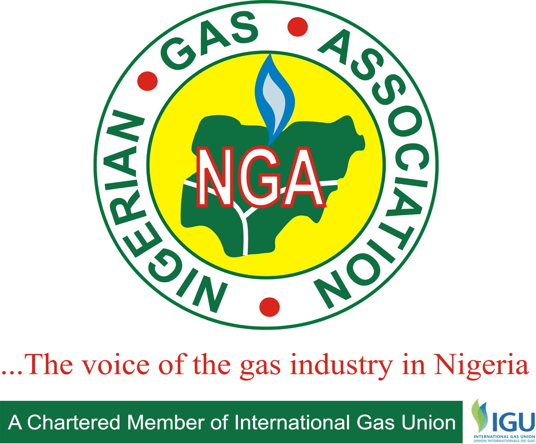 Nigerian Gas Association logo