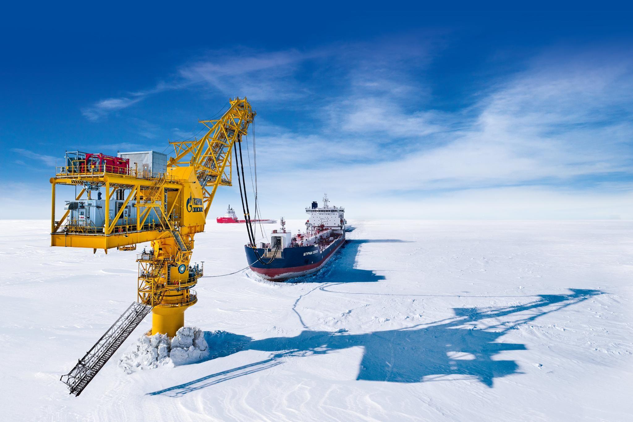 Novy Port by Gazprom Neft