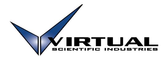 VIRTUAL SCIENTIFIC INDUSTRIES INC.
