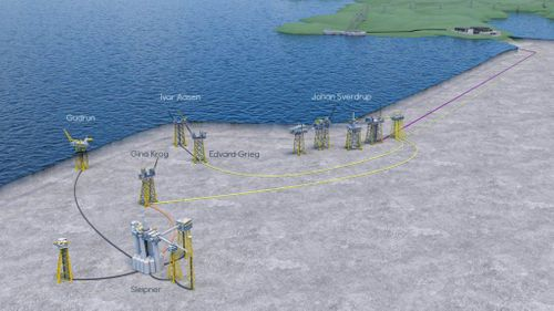 Power-From-Shore Expanding to Support Norwegian Offshore Production