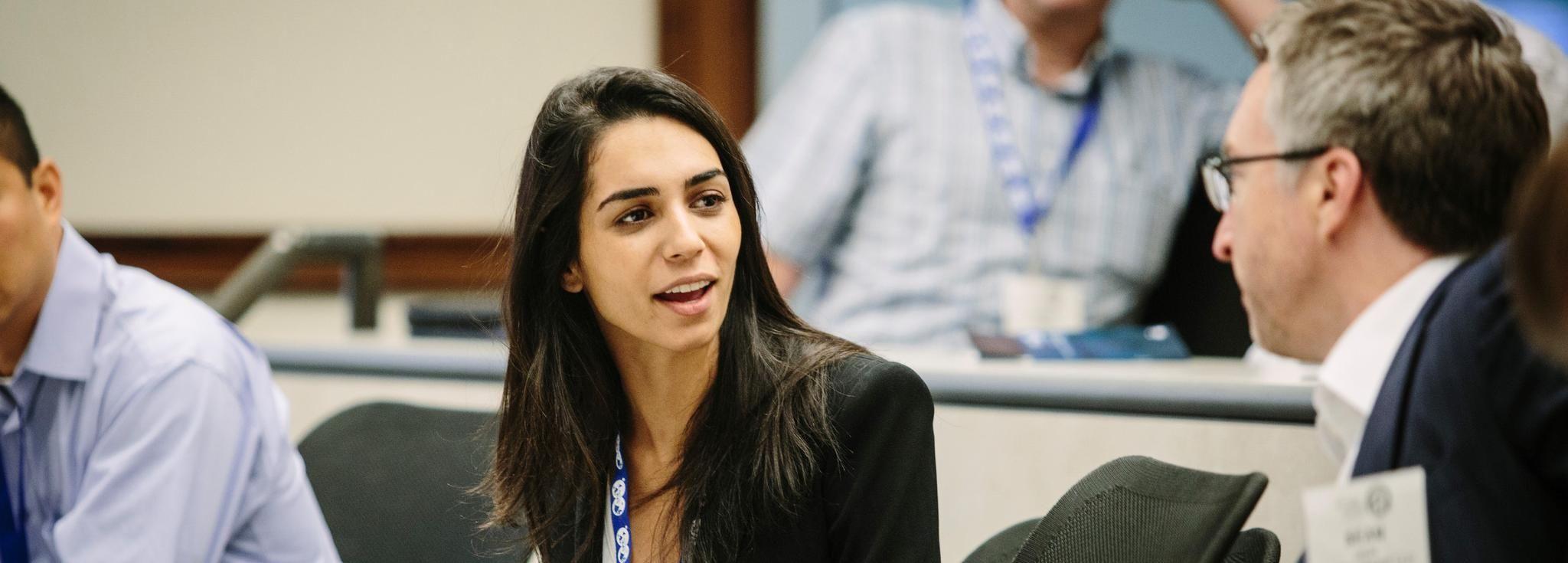 Young Professionals at OTC 2020