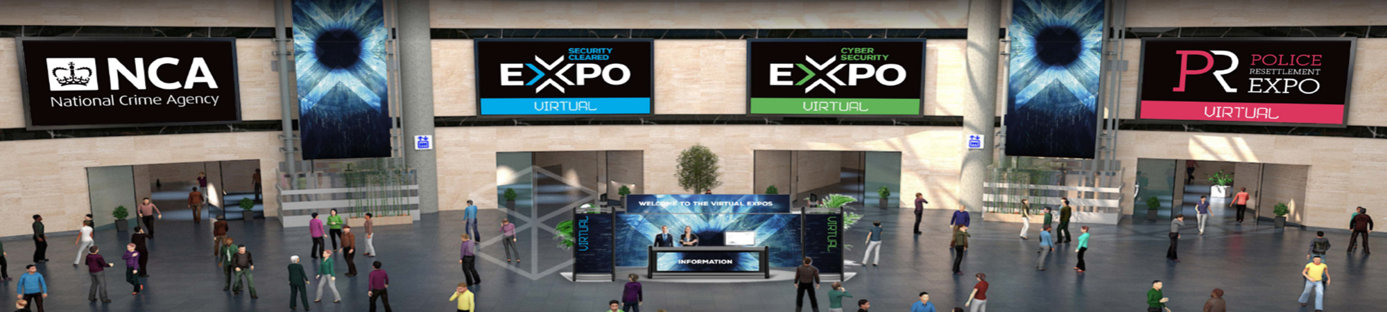 The Cyber Security EXPO - VIRTUAL