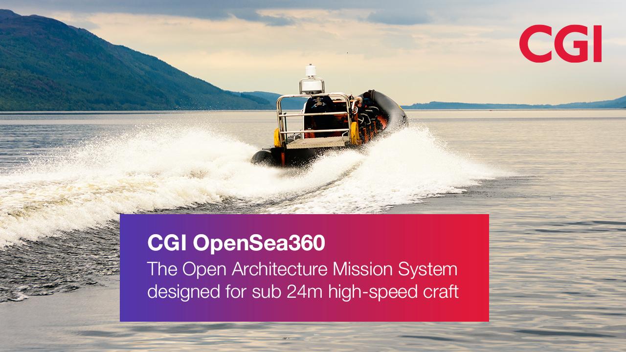CGI OpenSea360