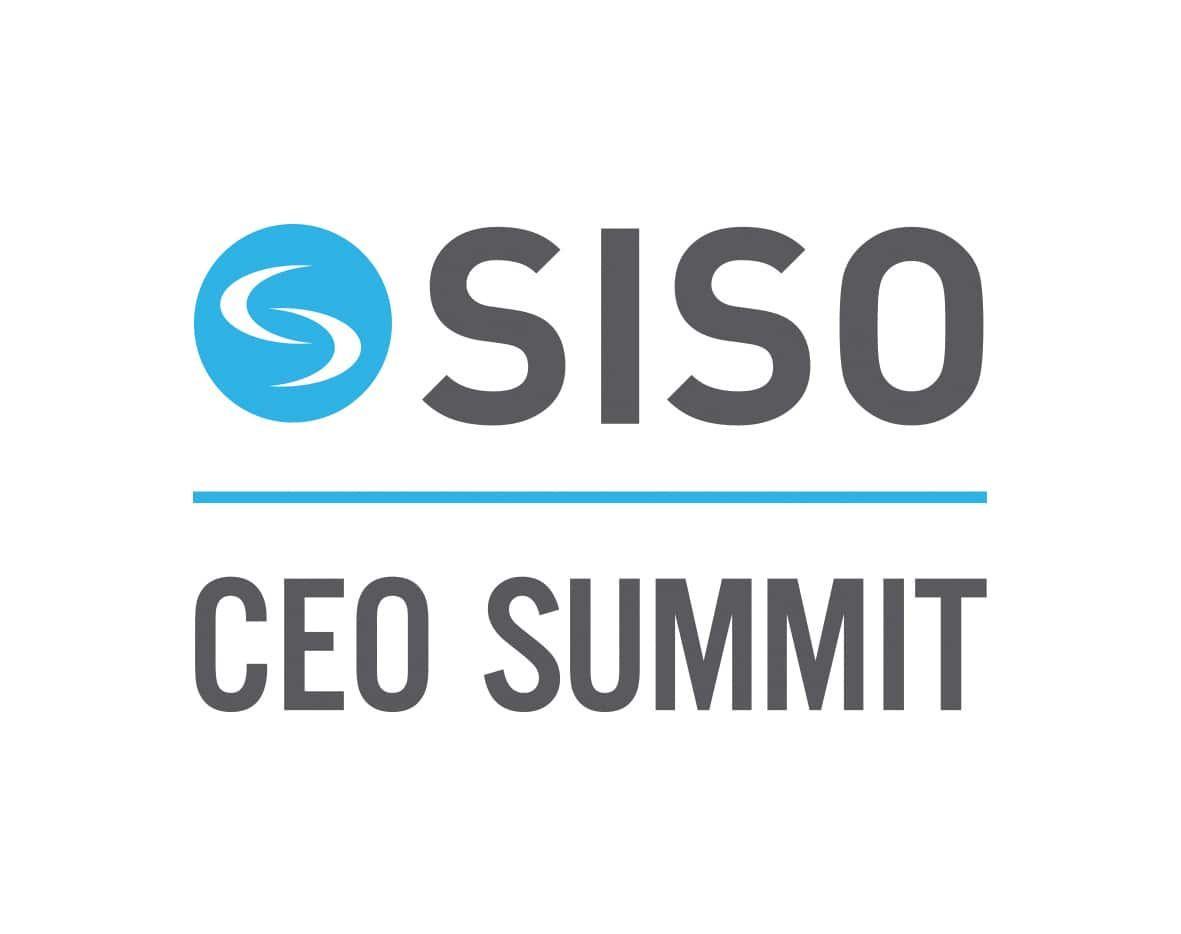 SISO CEO Summit Logo
