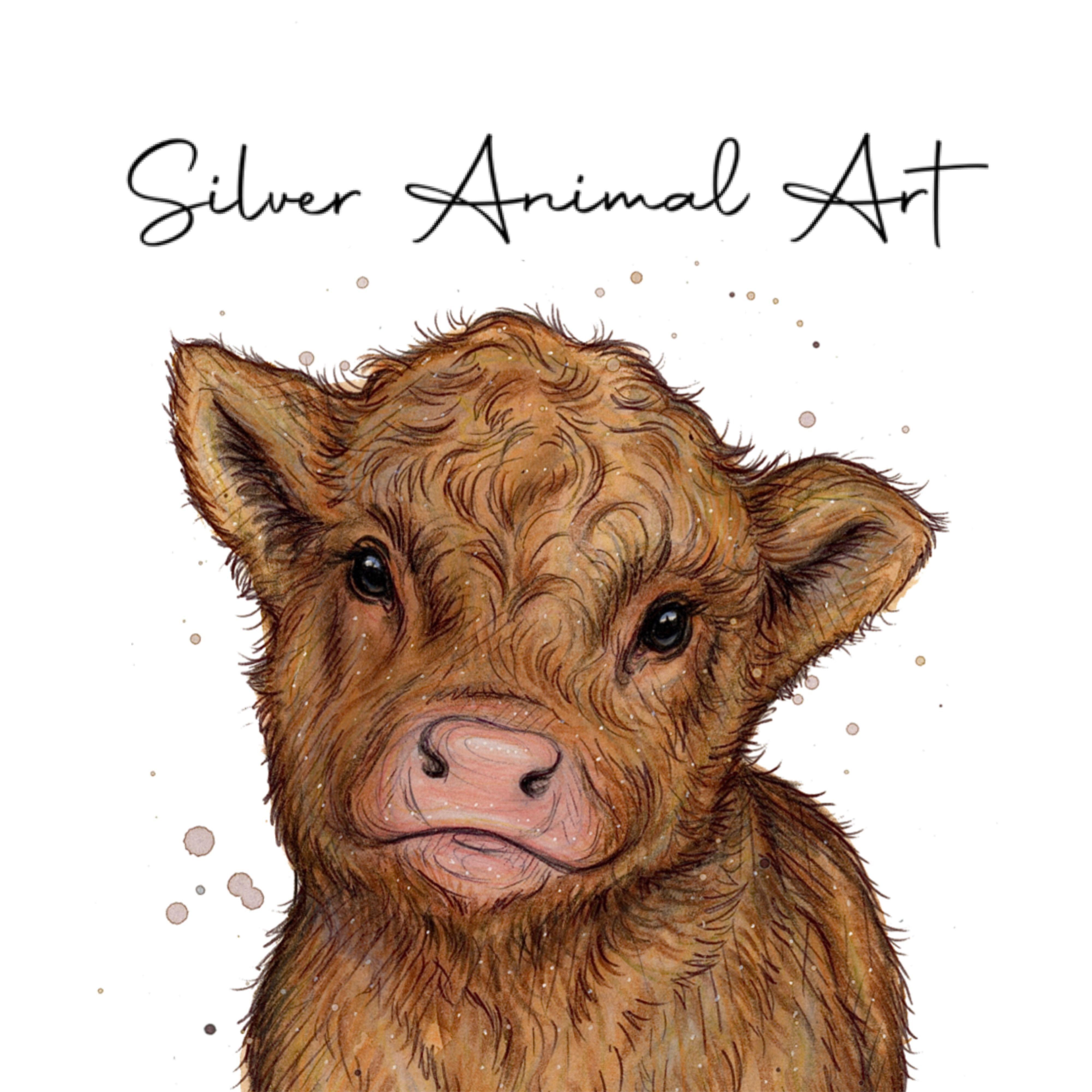 Silver Animal Art