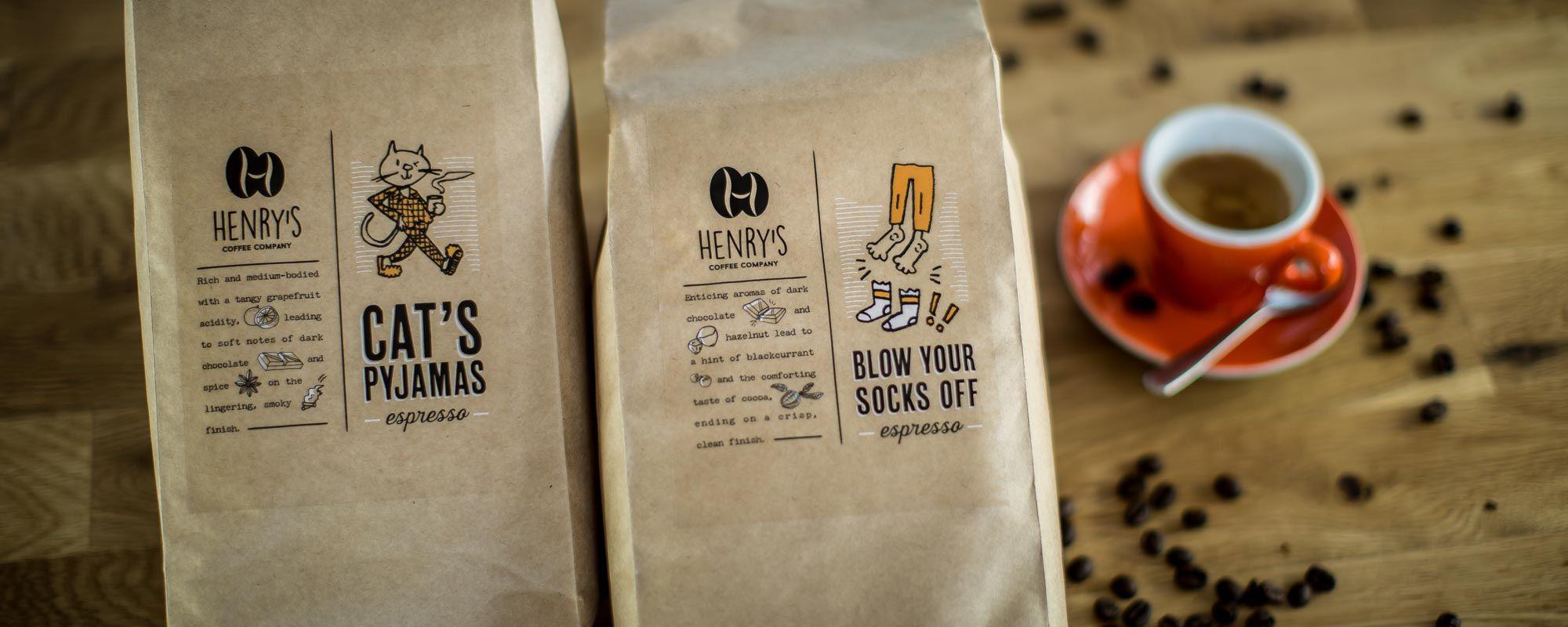 Henry's Coffee Company