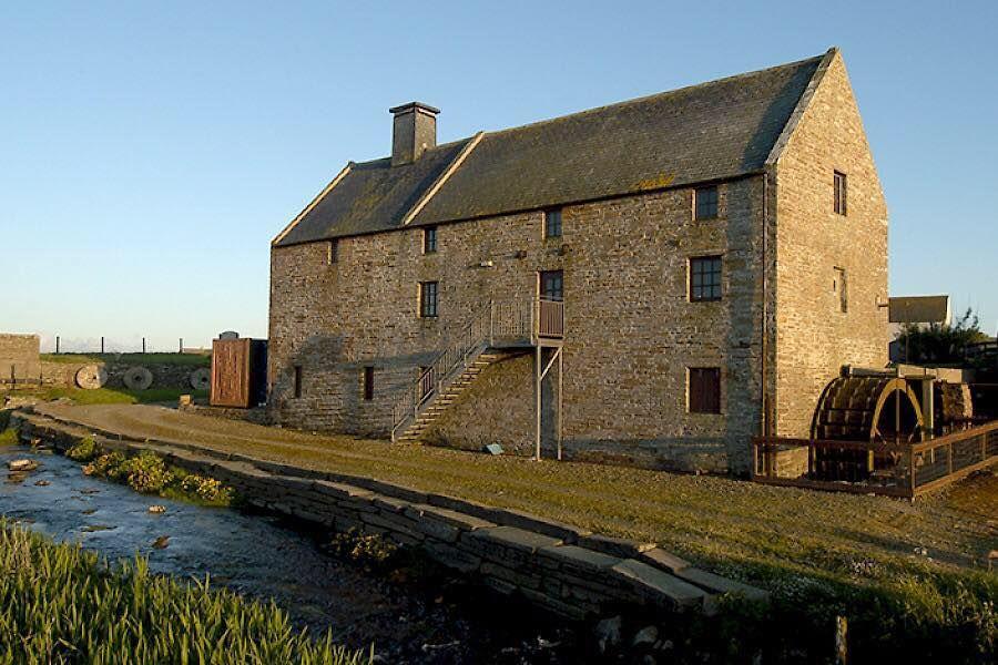 Barony Mill