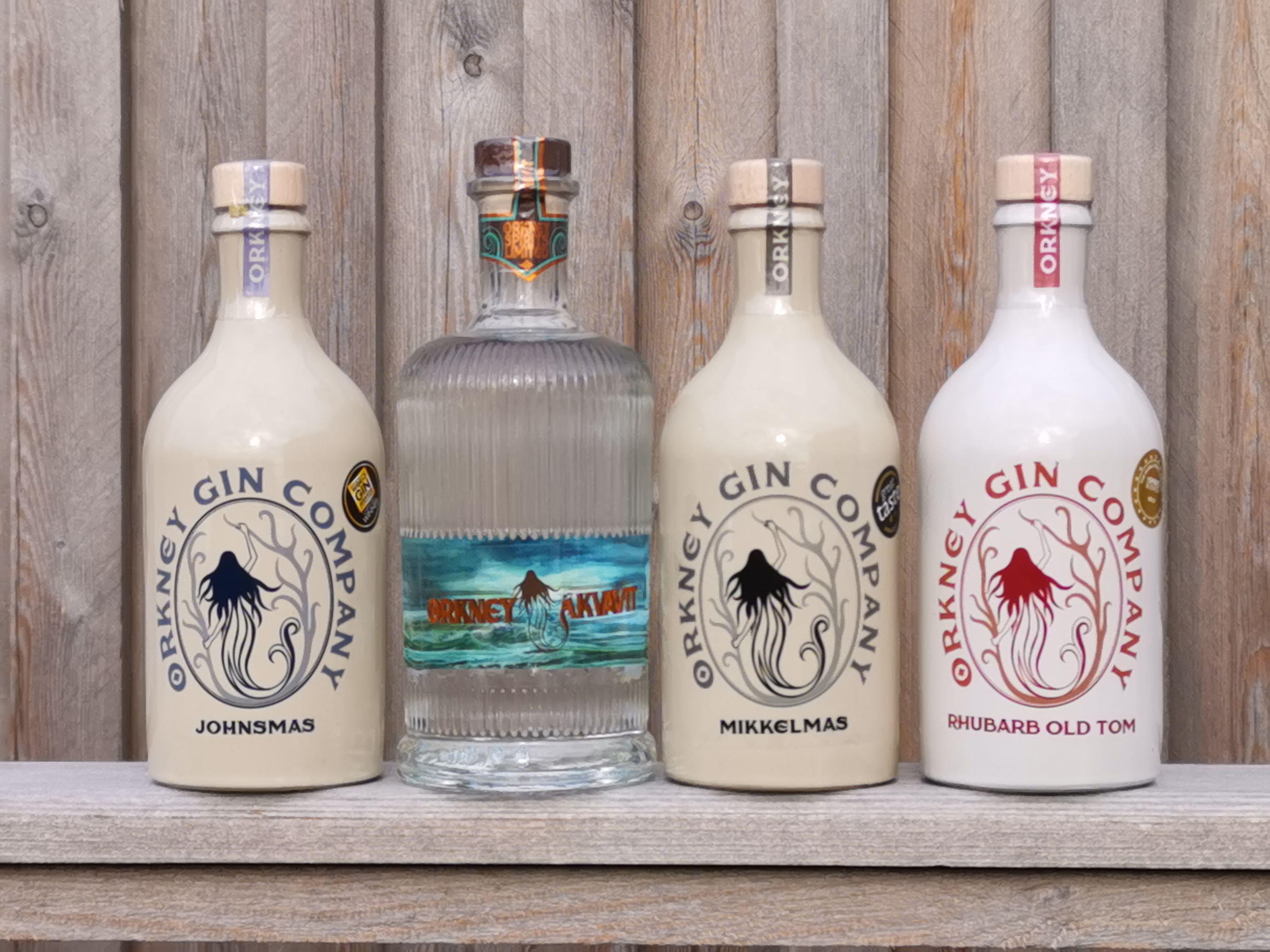 Orkney Spirits