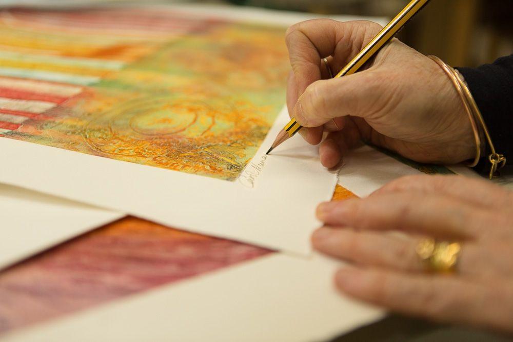Carol Nunan Printmaker
