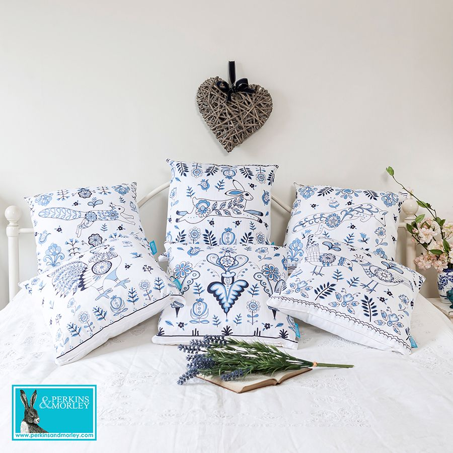 NEW - Delft collection from Perkins & Morley