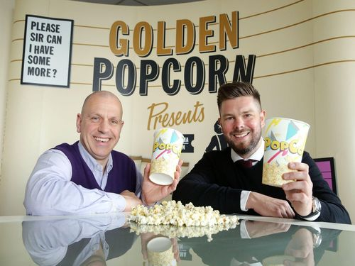 Golden Popcorn secures £500,000 contract with over 140 Aldi Ireland stores