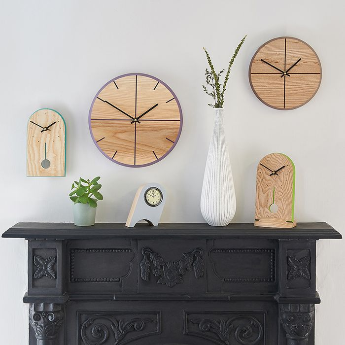 Off the Wall clock