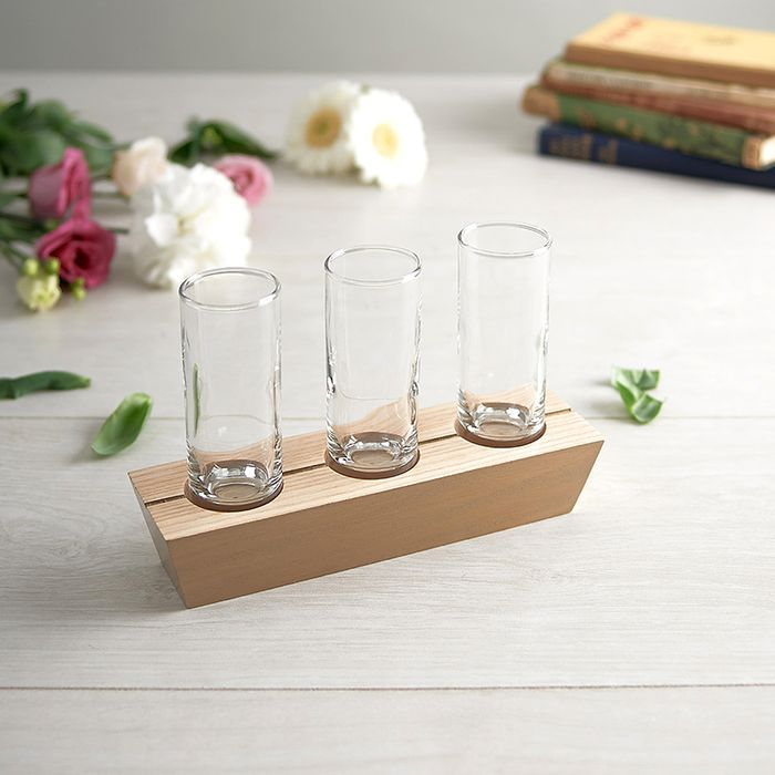 All-in-a-row Vase - large