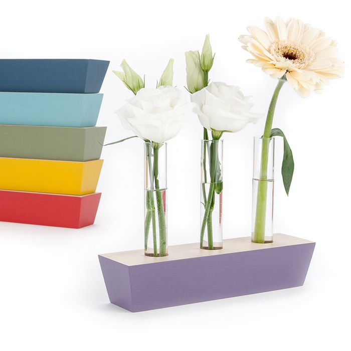 All-in-a-row Vase - small