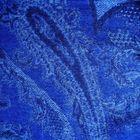 Women Blue Wool Shawl