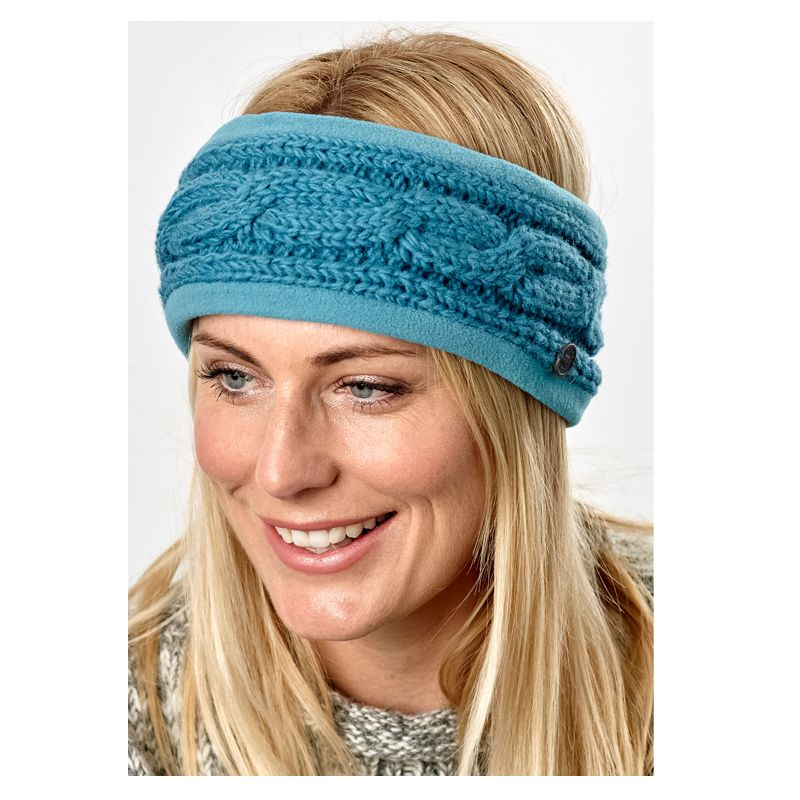 HEADBANDS.  Another classic coming into it's own on another wave of popularity.