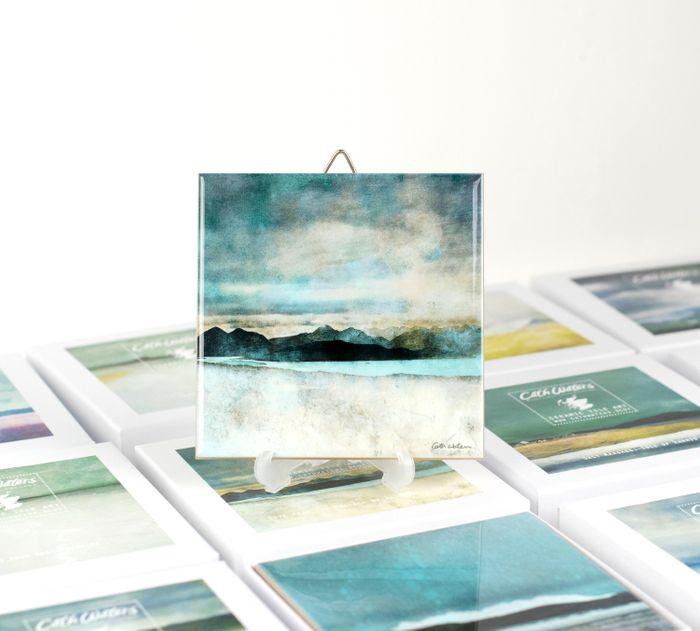 Gift Boxed Ceramic Hanging Tiles