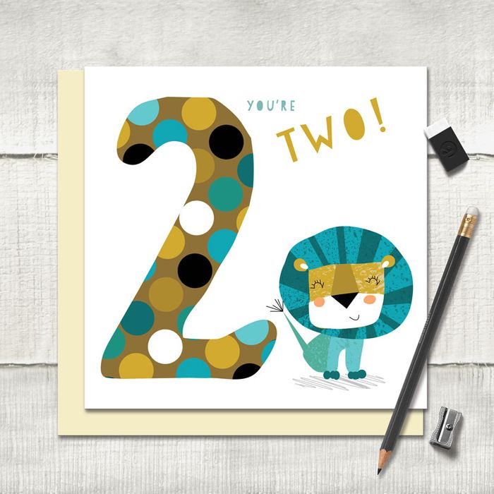 Kids' Age Cards