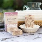 Lavender Woods organic salt bar