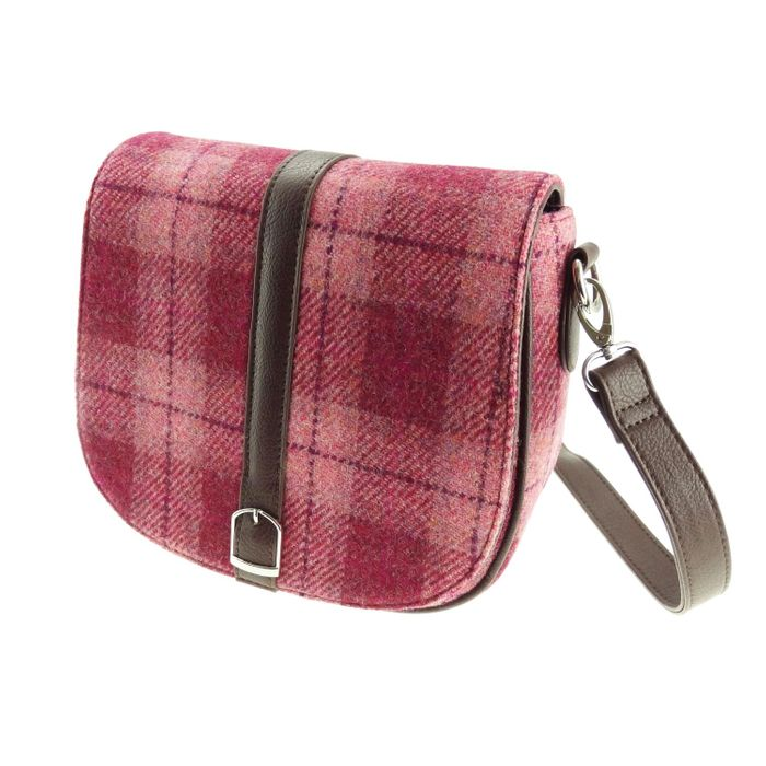 Harris Tweed 'Beauly' Shoulder Bag