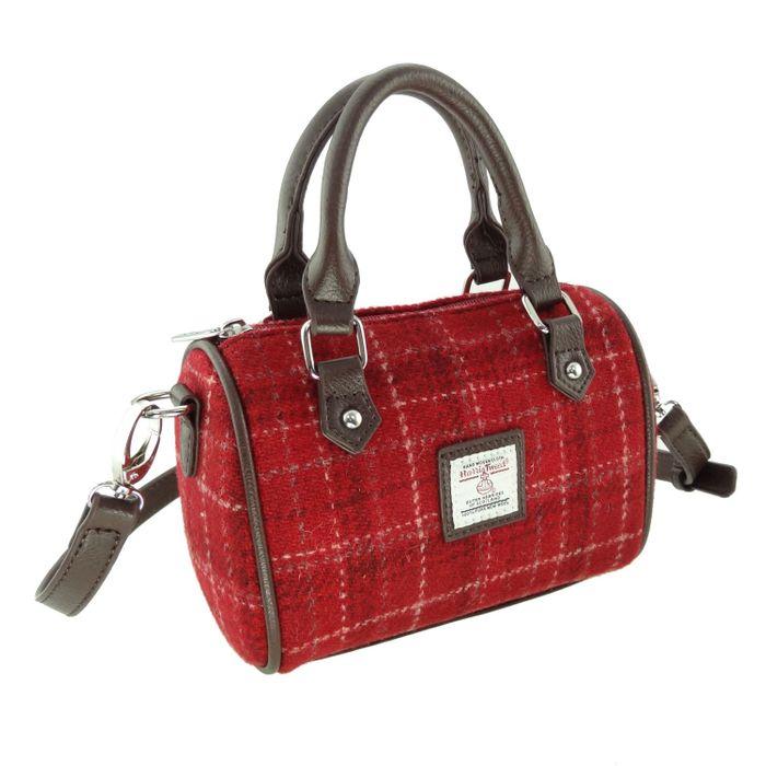 NEW Harris Tweed Bag Style