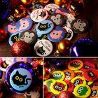 Cheez 'n' Pickle & friends button badges