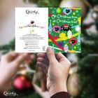 Cheez 'n' Pickle & Friends Mini Christmas Cards - Set of 10