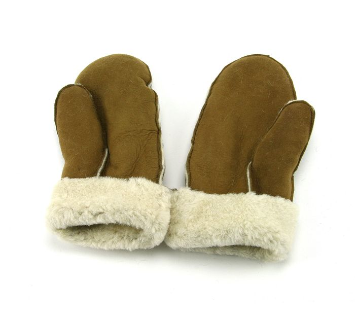 Real Sheepskin Mittens