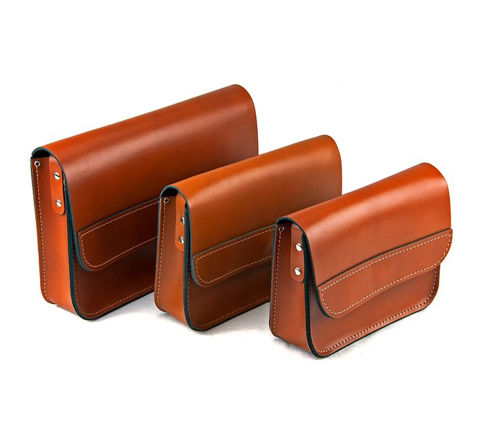 Real Leather Crossbody Handbags