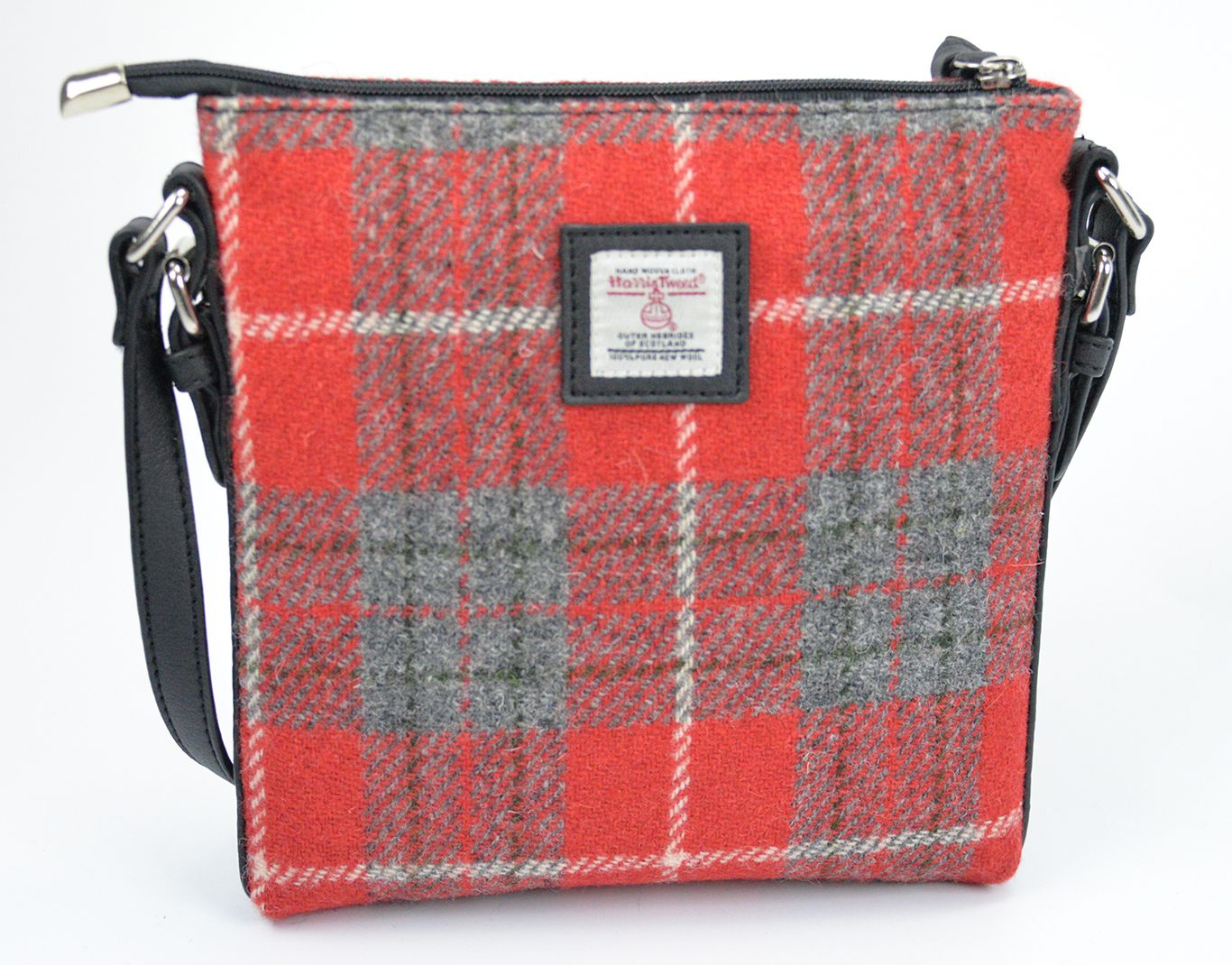 Harris Tweed Ladies Cross-body Bag