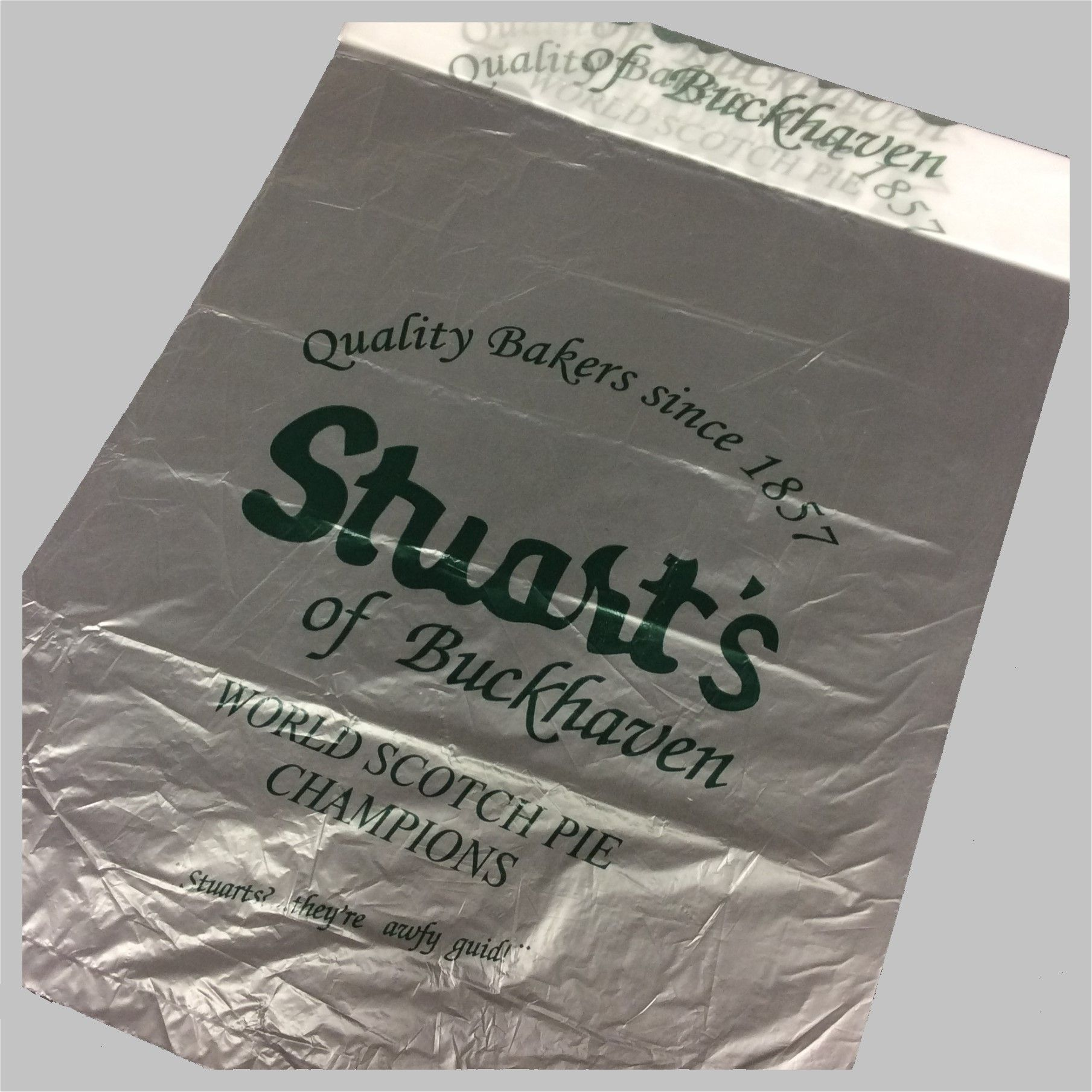 Counter Bags On Roll