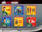The Big Bang Theory card range