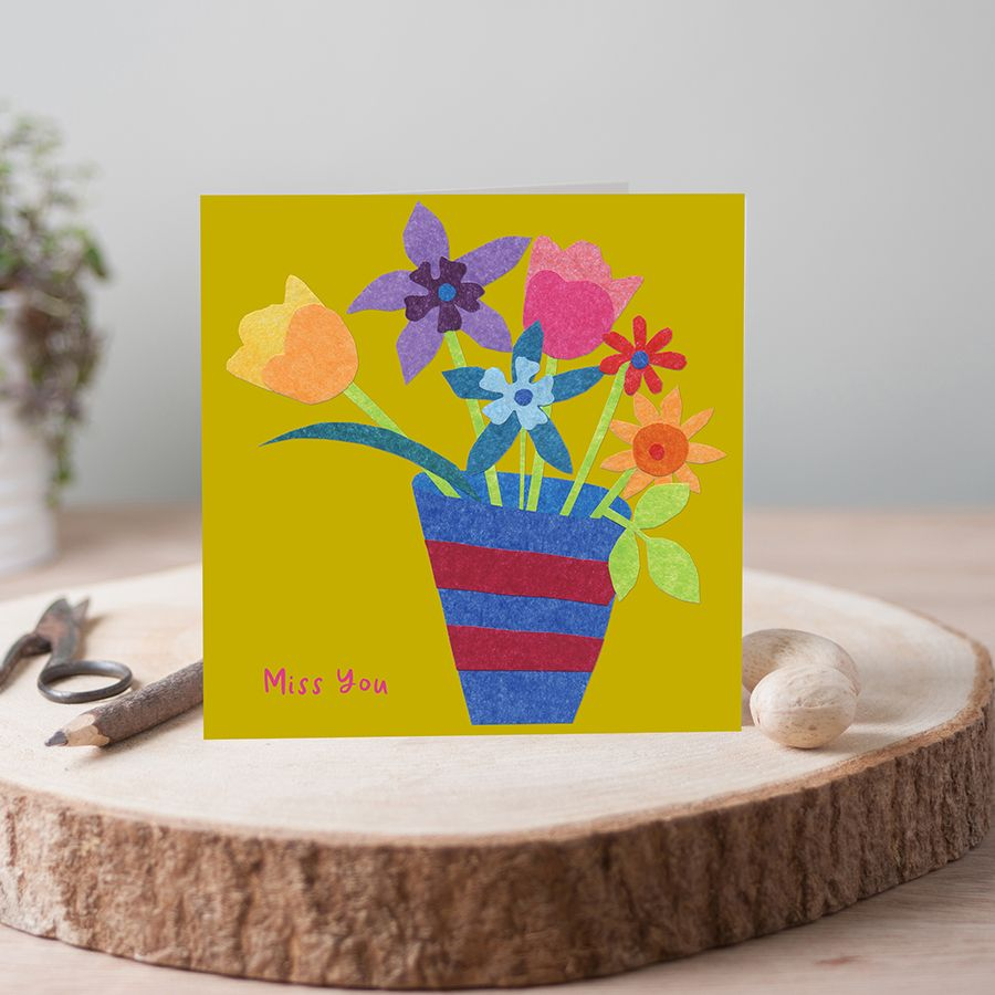 Bright & beautiful card range