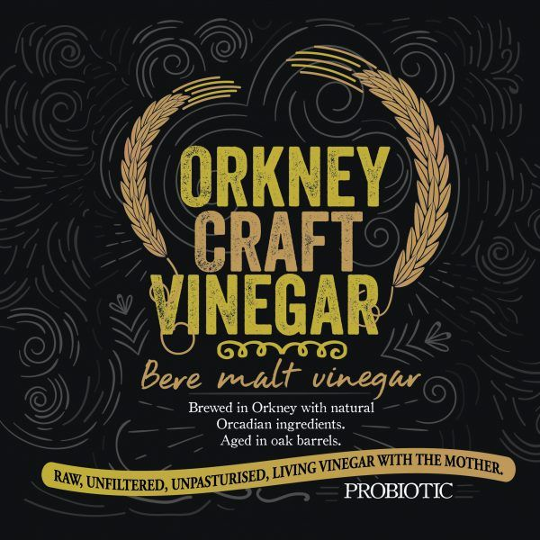 Orkney Craft Vinegar