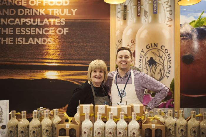 Orkney Gin Company/Orkney Spirits