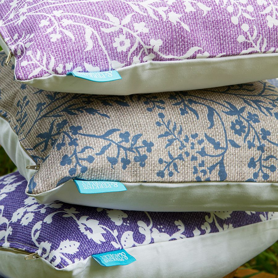 Cottage collection cushions