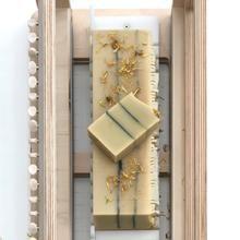 Lemongrass & Eucalyptus handcrafted organic soap