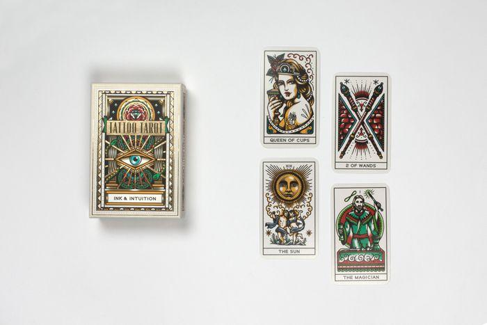 Tattoo Tarot and Journal