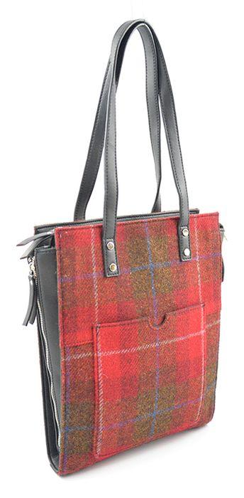 Harris Tweed Ladies Tote bag