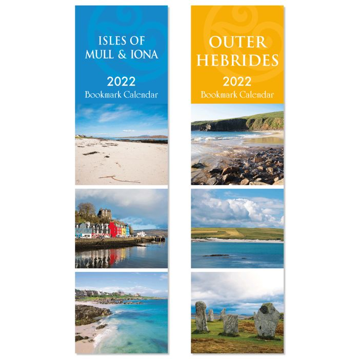 Bookmark Calendars