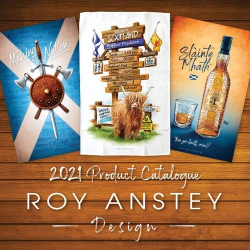 Roy Anstey Design – 2021 Catalogue