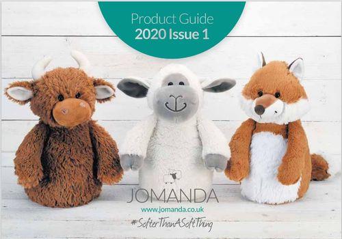 Jomanda Trade Brochure #SofterThanASoftThing